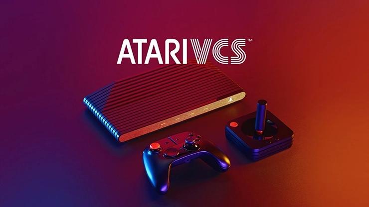 Последняя модель консоли Atari