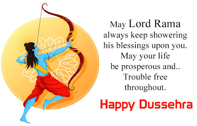 Quotes On Dussehra Festival In English