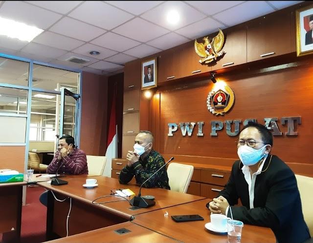 PWI Pusat Dan Pemprov Sultra Pastikan Kendari Tuan Rumah HPN 2022W
