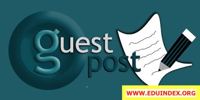 Guest Post on High Authority Educational Sites