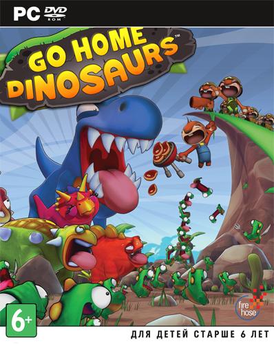 Go Home Dinosaurs - Game Thủ Thành Vui Nhộn