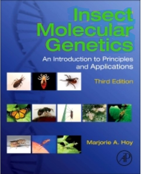 Insect Molecular Genetics 3rd Edition Marjorie A. Hoy in pdf