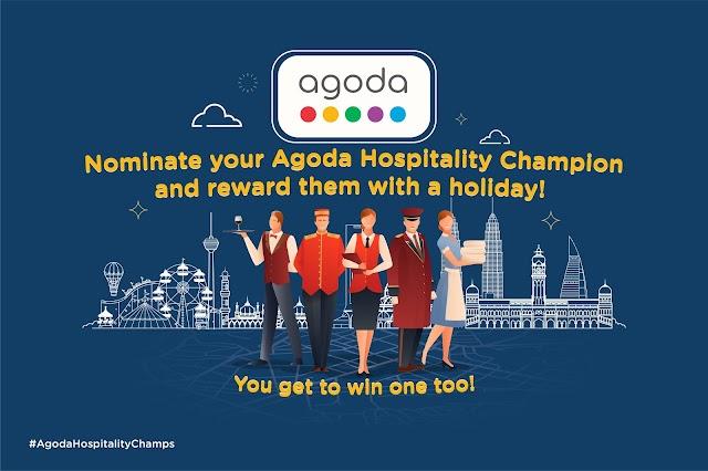For the Love of the Job - Agoda Salutes Malaysia's Hospitality Champions