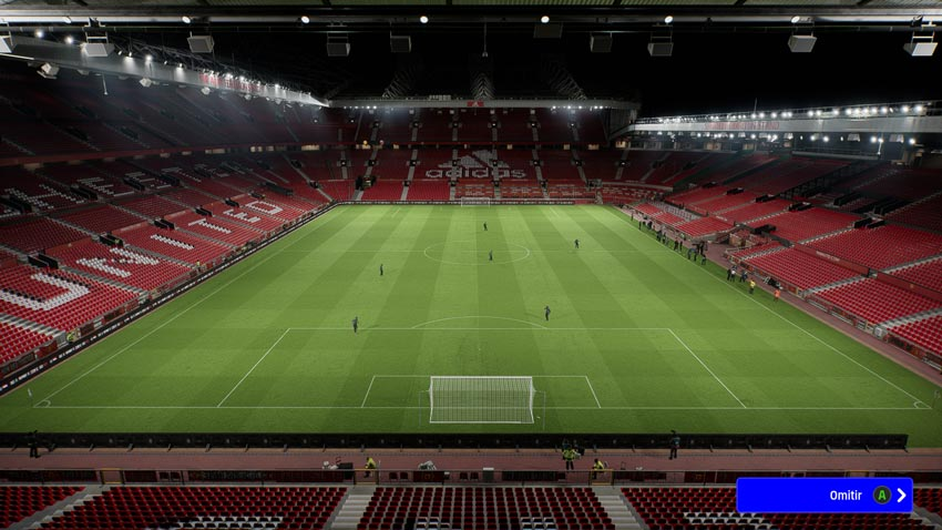 No Crowd Mod For eFootball 2022