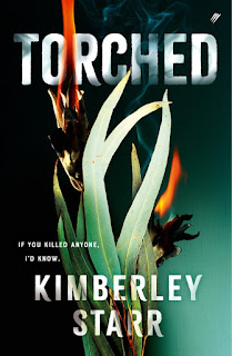 Torched by Kimberley Starr book cover
