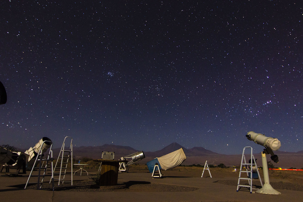 Tour Astronômico - Atacama