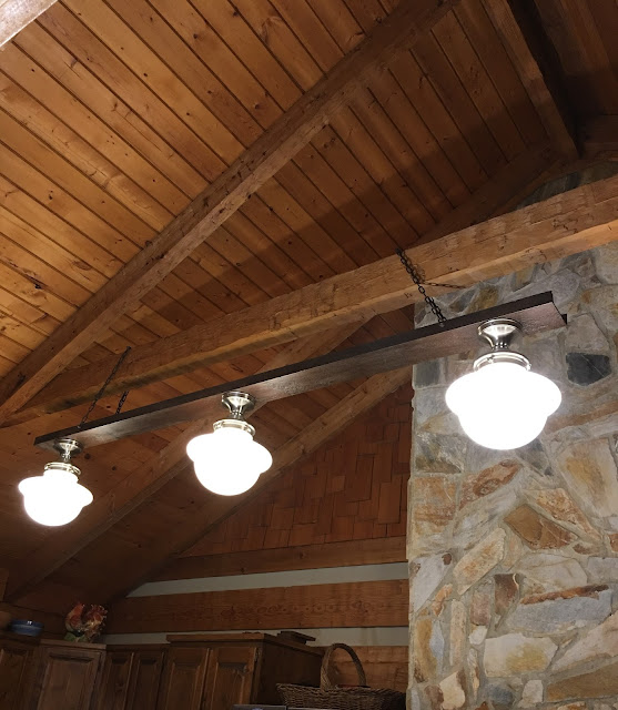 DIY Industrial Farmhouse Light Fixture, How to Stop Rust, Ospho Rust Inhibitor
