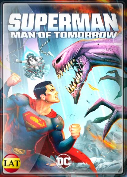 Superman: Hombre del Mañana (2020) DVDRIP LATINO