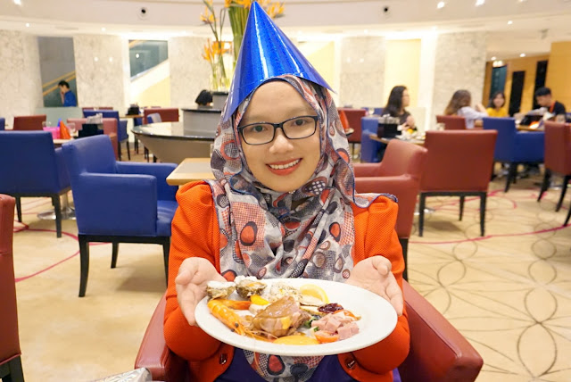 Buffet Sempena Krismas Dan Tahun Baru di The Westin Kuala Lumpur