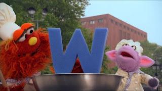 Sesame Street Episode 4305 Me Am What Me Am, Murray and Ovejita, Alphabet Cookoff W