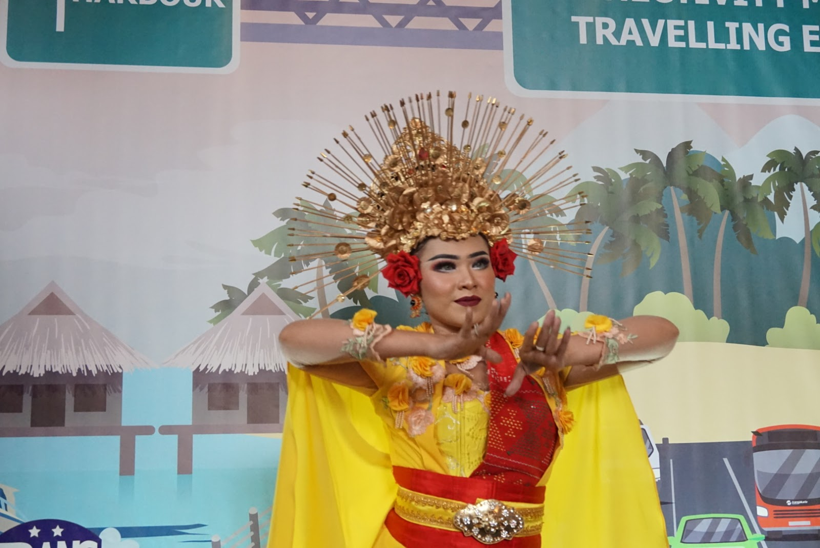 Lima Bali baru