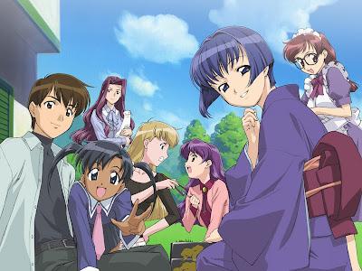 جميع حلقات انمي Ai Yori Aoshi الموسم الاول والثاني مترجم عدة روابط