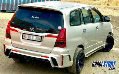 Best alloy modification for Toyota Innova crysta in 2020
