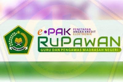 Direktorat GTK Madrasah Luncurkan e-PAK RUPAWAN