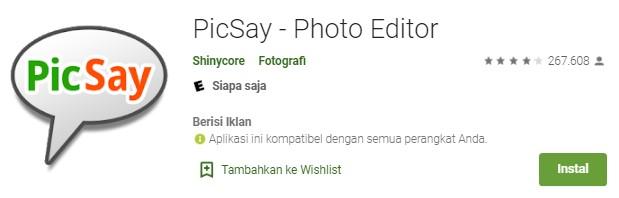 10 Aplikasi Edit Foto Android Terbaik dan Terlengkap
