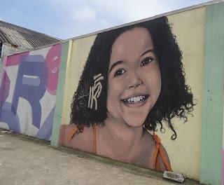 grafite criança