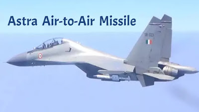 Astra Beyond Visual Range Air-to-Air Missile (BVR - AAM) from 26th September 2018 to 3rd October 2018.