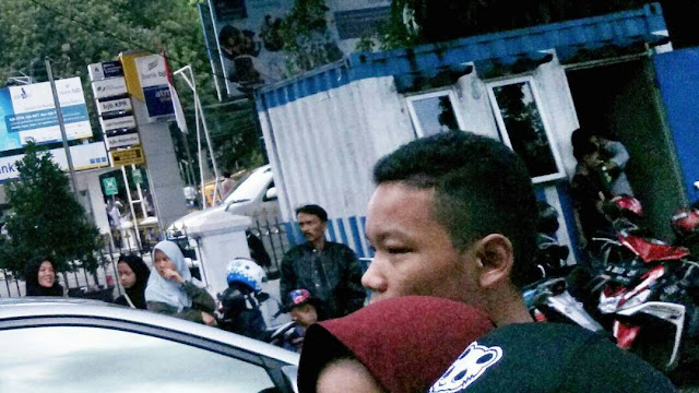 Oknum Satlantas Polresta Bogor Aniaya Wartawan