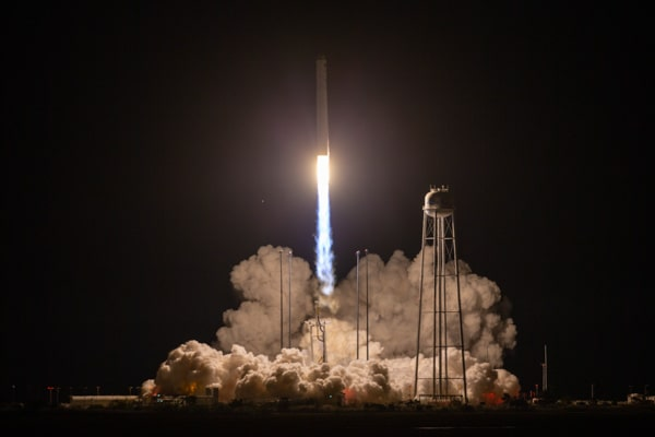 NASA Launched Cygnus Spacecraft To ISS For Resupply Mission