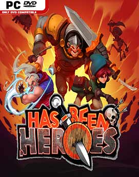 Has-Been Heroes PC Full Español | MEGA