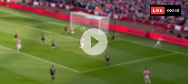Arsenal vs Manchester United Live Stream