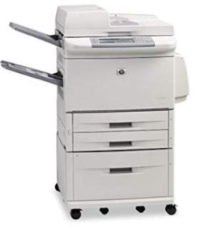HP LaserJet M9050 Télécharger Pilote