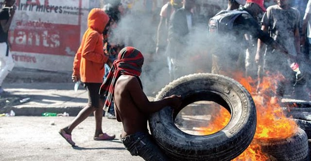 """Fritz Jean: """"Haití está en una situación explosiva"""