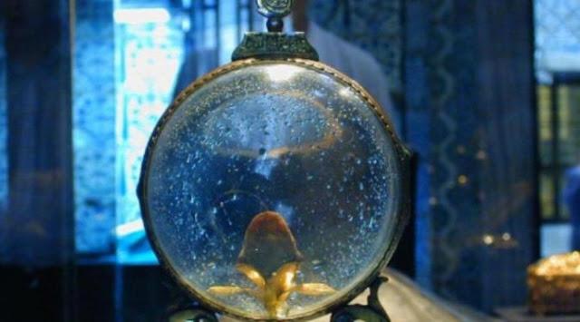 4 Bagian Tubuh Nabi Muhammad SAW Yang Masih Ada Hingga Saat Ini