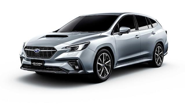 【鍵盤車訊】熱血好爸爸的指標選項 --- Subaru Levorg - 2019 年東京車展發表新世代概念車型