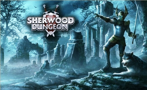 لعبة-Sherwood-Dungeon