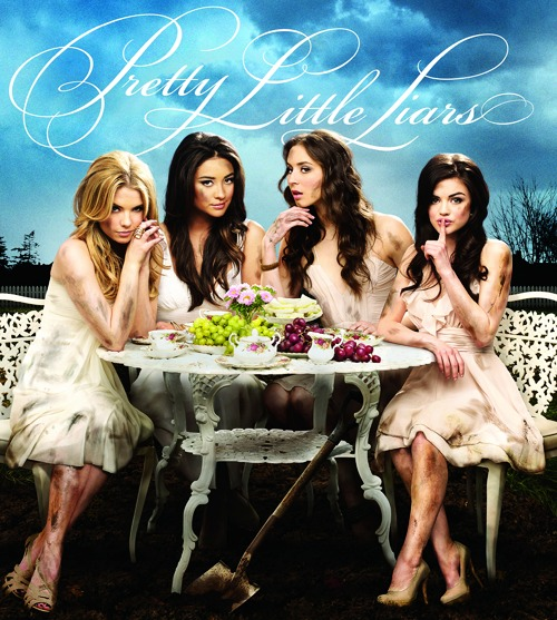 Pretty Little Liars ~ Season 2 | SecretPrivilege
