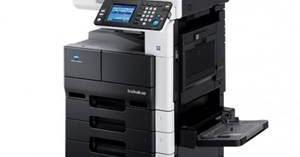 Konica Minolta Bizhub 282 Printer Driver Download