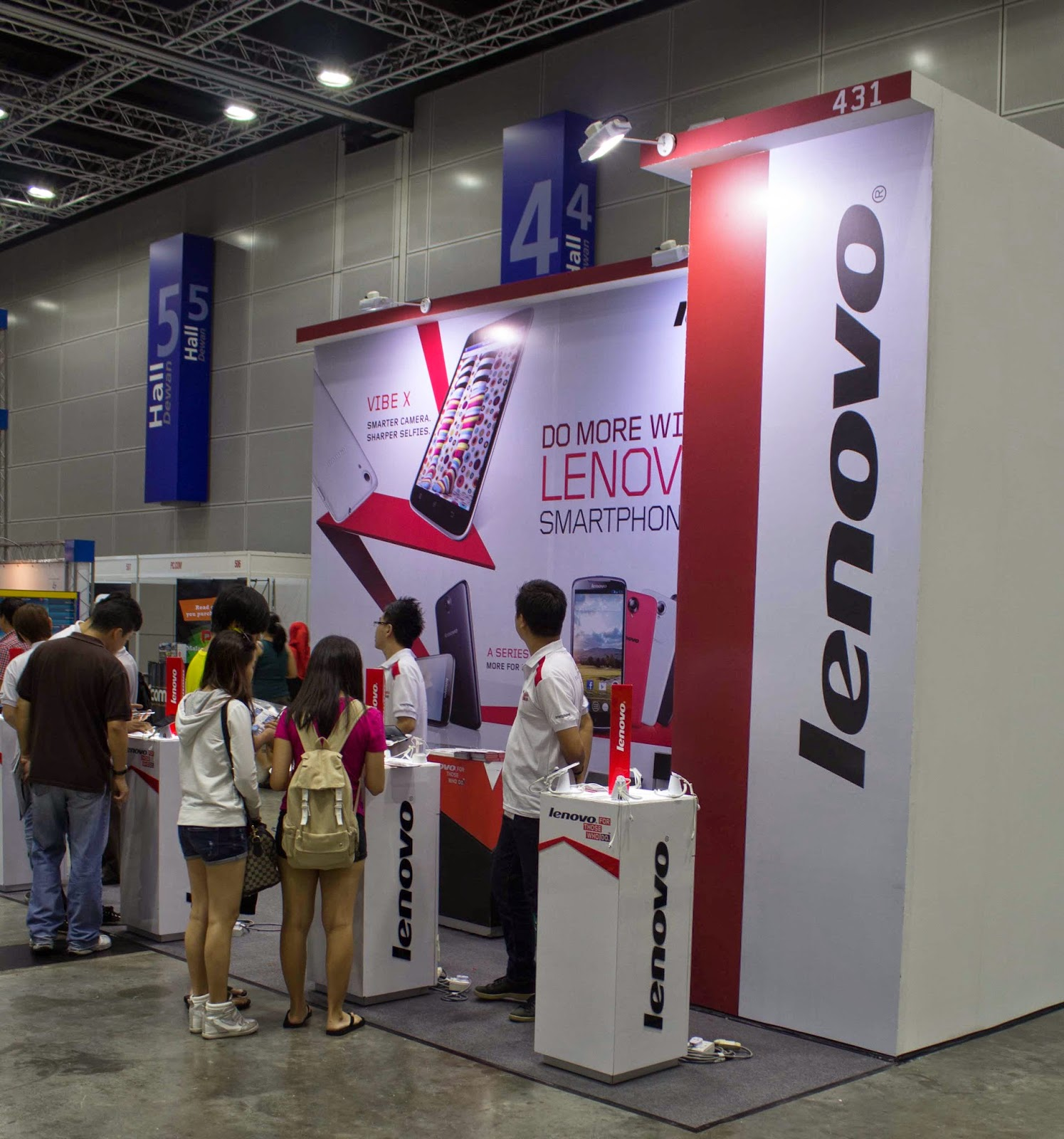 Coverage of PIKOM PC Fair 2014 @ Kuala Lumpur Convention Center 396