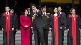 Venezuelan judges
