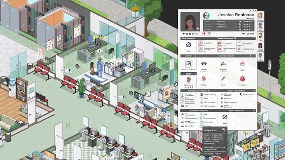 مشروع-مستشفى-كمبيوتر-لقطة شاشة www.ovagames.com -3