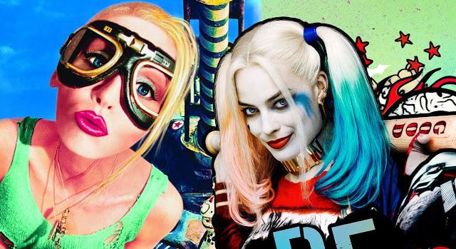 """Margot Robbie está trabajando en una re-adaptación del cómic """"Tank Girl"""""""