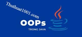 Tìm hiểu khái niệm cơ bản về OOP trong java