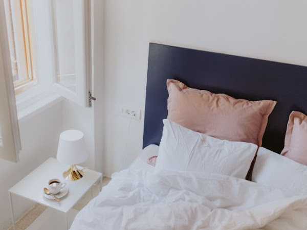 Transform Your Bedroom Into The Ultimate Sleep Oasis