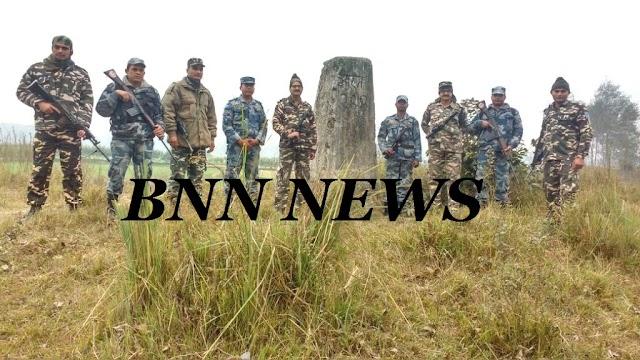 भारत-नेपाल के सुरक्षा बलों ने बॉर्डर पर की साझा गश्ती