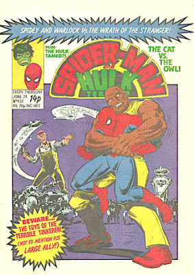 SPider-Man and Hulk Team-Up #433, the Terrible Tinkerer