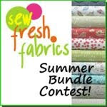 Sew Fresh Fabrics Summer Contest