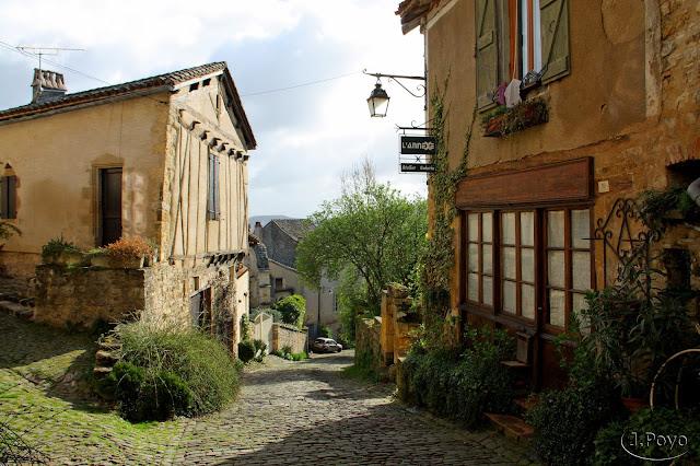 Cordes-sur-ciel, el pueblo preferido por los franceses