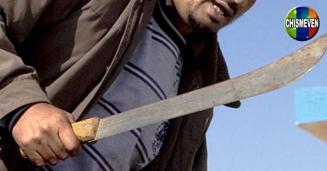 Agricultor asesinó a 6 personas en Lara con un machete porque se le perdieron unas caraotas