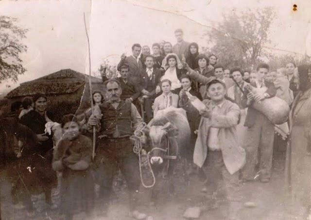 Η εγκατάσταση Ελλήνων Ποντίων από τον Καύκασο, στο κτήμα Νταουκλή Δομοκού