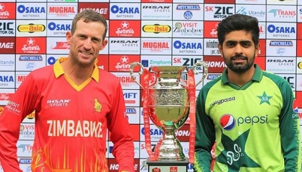 Pakistan and Zimbabwe First T20 Match Will Be Played Today