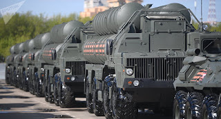 Russia's S-400s