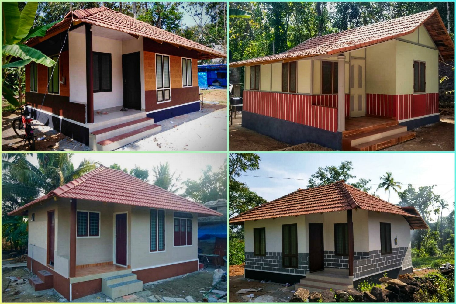 cabin homes in Kerala
