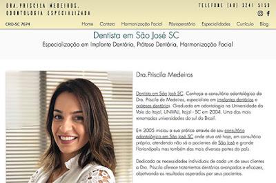 Dentista em São José SC