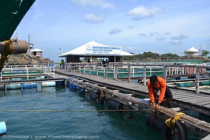 SEAFDEC (Igang Marine Station), Guimaras