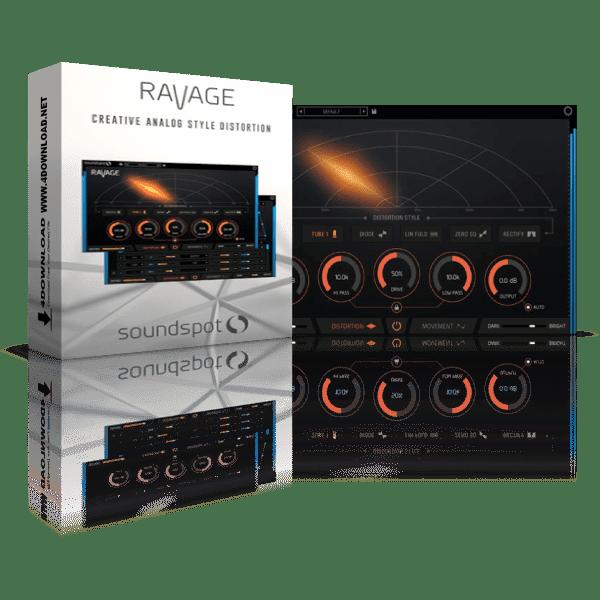 SoundSpot Ravage v1.0.2 Full version